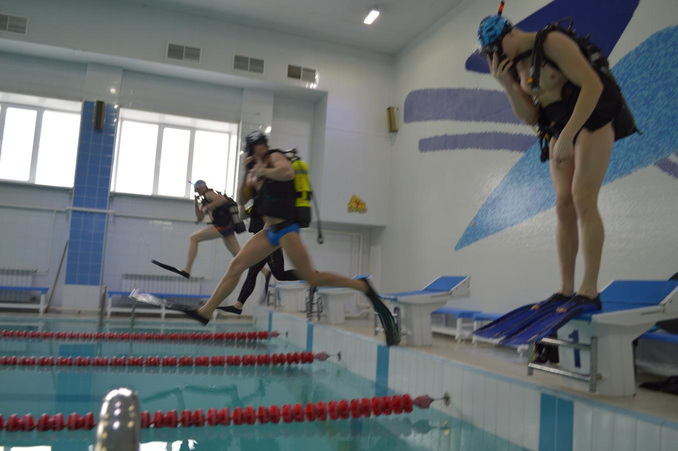 Воспитанники клуба «Наяда» ТУСУРа заняли призовые места начемпионате Томской области поподводному спорту