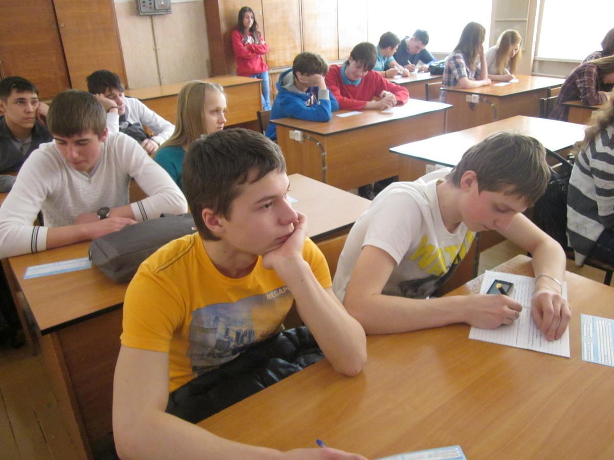 Продолжает свою работу Центр довузовской подготовки города Северска