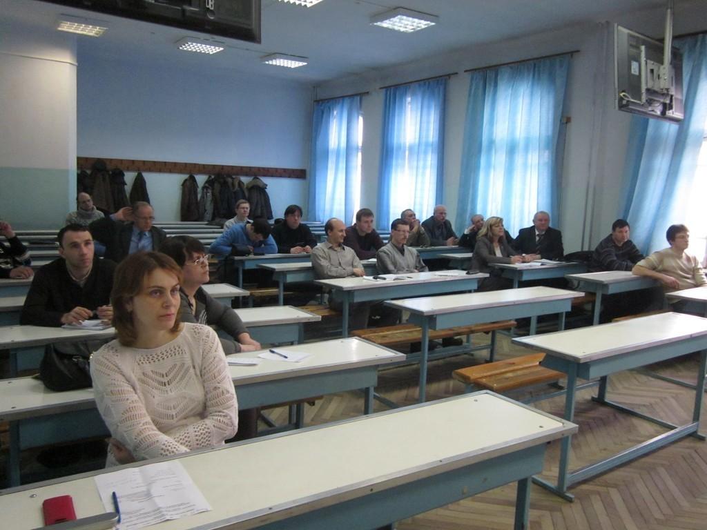 Завершились курсы повышения квалификации дляпреподавателей ТУСУРа потеме «Разработка учебно-методического комплекса учебной дисциплины»