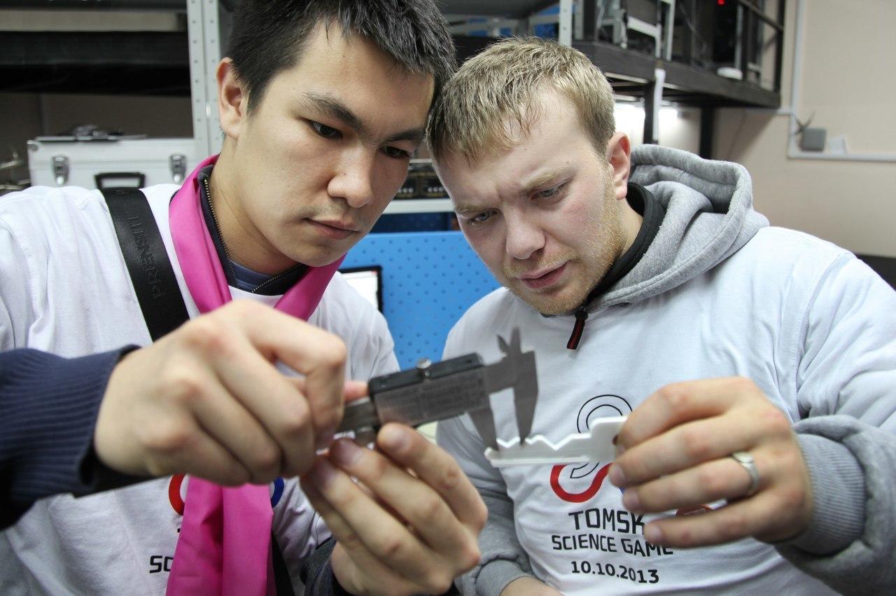 ТУСУР примет участников финального этапа всероссийской научной игры длямолодёжи Science Game