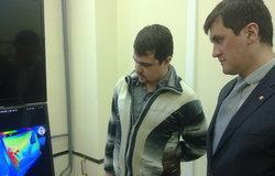 Заместитель губернатора А.С.Князев познакомился ссовместными разработками ТУСУРа икомпании «Биоток»