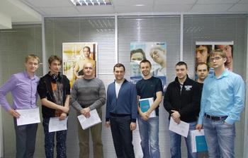Состоялось вручение сертификатов выпускникам Сетевой академии Cisco