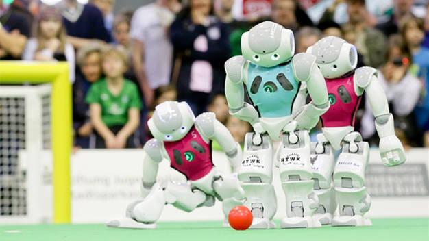 Команда лаборатории робототехники иискусственного интеллекта 2ИТУСУР приняла участие вмеждународных соревнованиях RoboCup German Open 2014