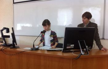 Воспитанники лаборатории робототехники иискусственного интеллекта 2ИТУСУР приняли участие вовсероссийской школьной конференции «Юные исследователи – науке итехнике»