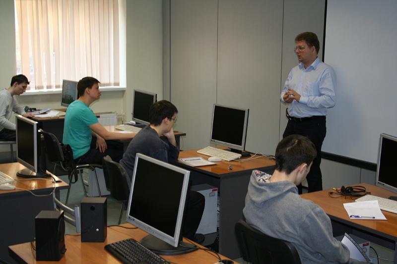 Состоялось вручение сертификатов выпускникам курсов Центра международной IT-подготовки