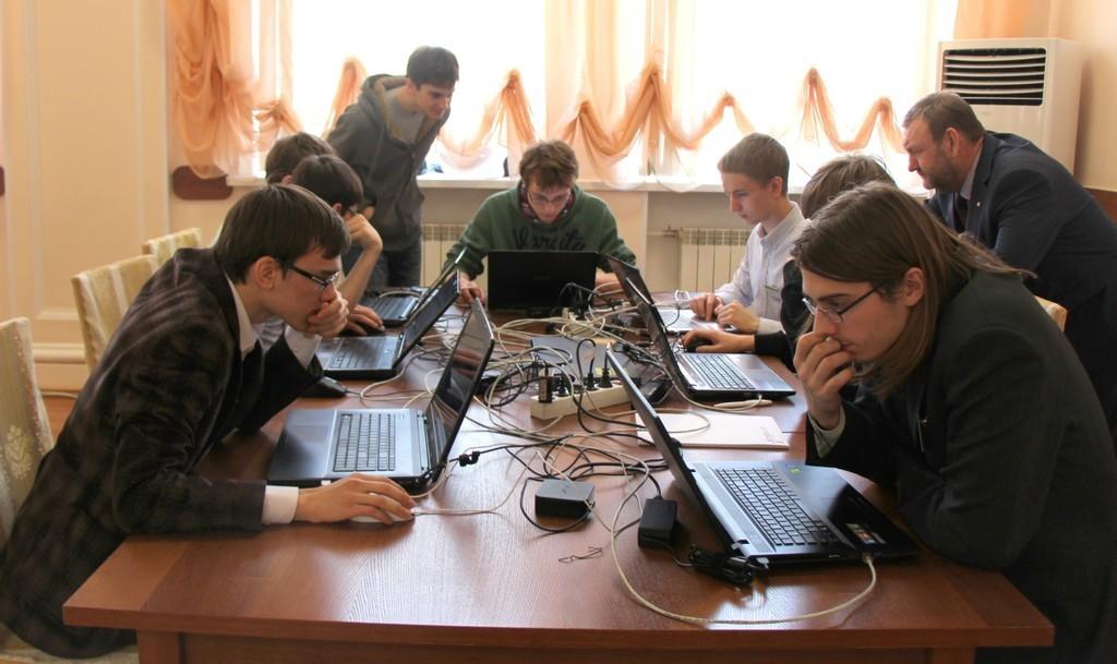 Врамках U-NOVUS – 2014 ИСИБ ТУСУР провёл конкурс покомпьютерной безопасности SibirCTF