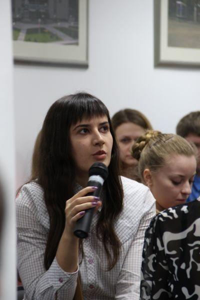 Институт инноватики ТУСУРа представил свой проект покиберфутболу 2018 врамках форума U-NOVUS
