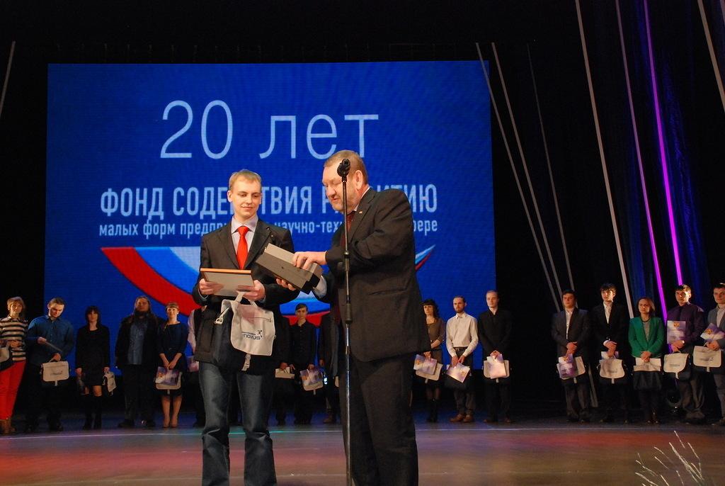 ВТУСУРе состоялся отбор «юбилейных» победителей программы «У.М.Н.И.К.»