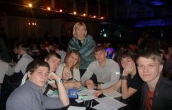 ТУСУР выступил спонсором поездки команды томских школьников «Пеликан» наоткрытое первенство Сибири поинтеллектуальным играм