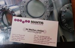 ВТУСУРе прошёл семинар коммерческого директора, заместителя директора понауке компании Mantis Deposition Мартина Грина
