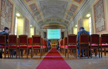 Научный сотрудник ТУСУРа принял участие вмеждународной конференции NEMO 2014 вИталии