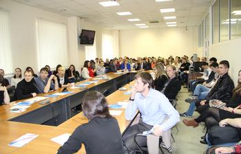 14мая прошло заседание секции «Инновационные проекты, студенческие идеи ипроекты» научно-технической конференции «Научная сессия ТУСУР – 2014»