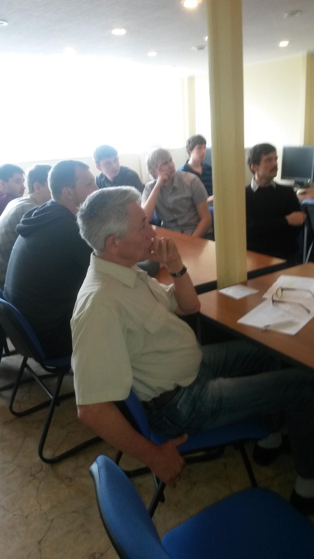 15мая накафедре РТСпрошло заседание секции № 2«Радиоэлектронные системы передачи информации исредства ихзащиты»