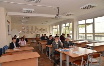 Аспирант кафедры СВЧиКР Филипп Александрович Михеев принял участие в17 всероссийской научно-технической конференции «Современные проблемы радиоэлектроники»