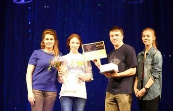 Студенты ТУСУРа заняли первое место в«Томской студенческой весне – 2014»