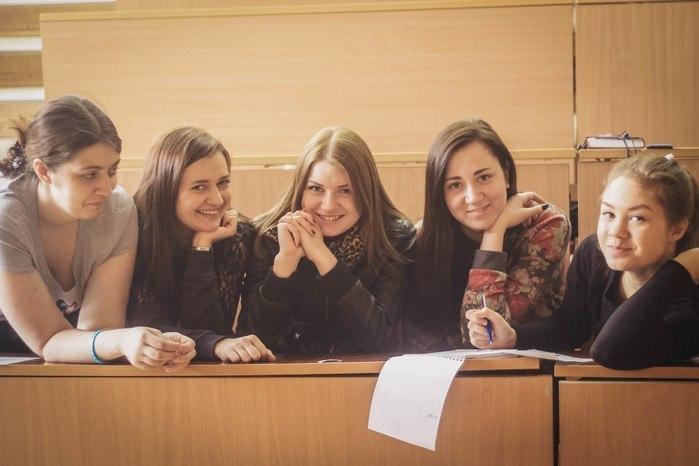 Студенты гуманитарного факультета ТУСУРа провели тренинг «Целеполагание: методики впроектной деятельности»