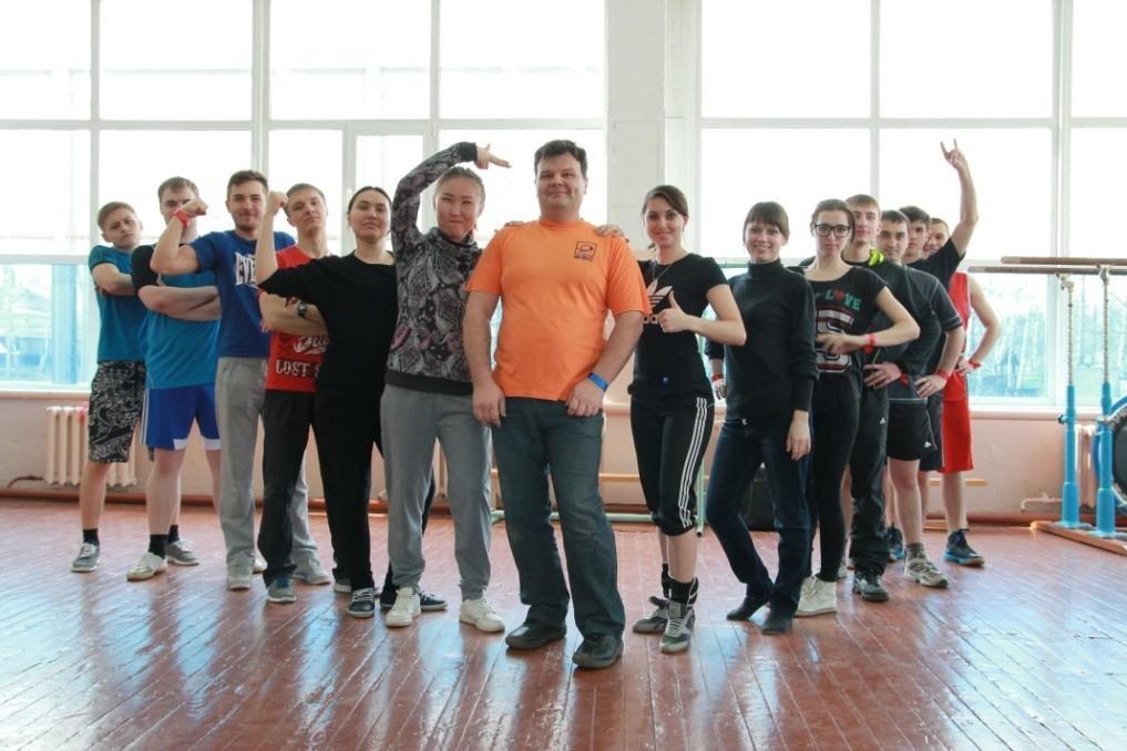 Вконце апреля состоялся спортивный праздник кафедры КСУП