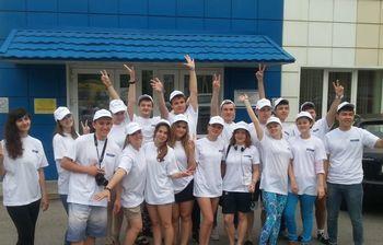 Студенты Института инноватики отправились вКрым напрохождение летней практики