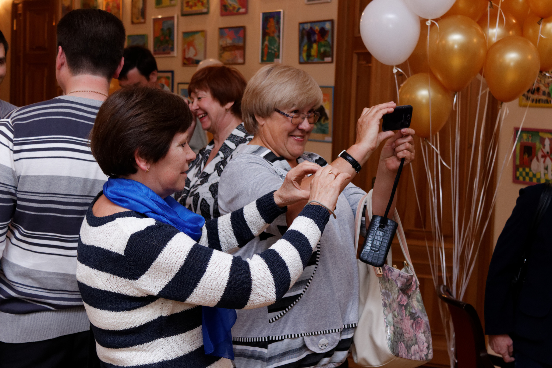 6июня 2014 года вДоме Ученых состоялось юбилейное торжество вчесть 50летия академической гребли вТУСУРе