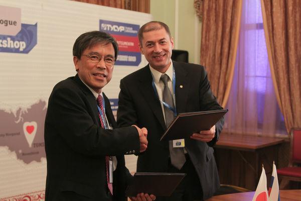 Реализация программы двойных дипломов сУниверситетом Рицумейкан поддержана стипендией Президента Российской Федерации