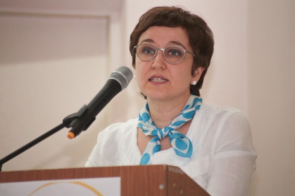 Директор Центра корпоративного развития ТУСУР Лиана Кобзева приняла участие вI Международной научно-методической конференции «Проектирование образовательных траекторий студентов ввузе»
