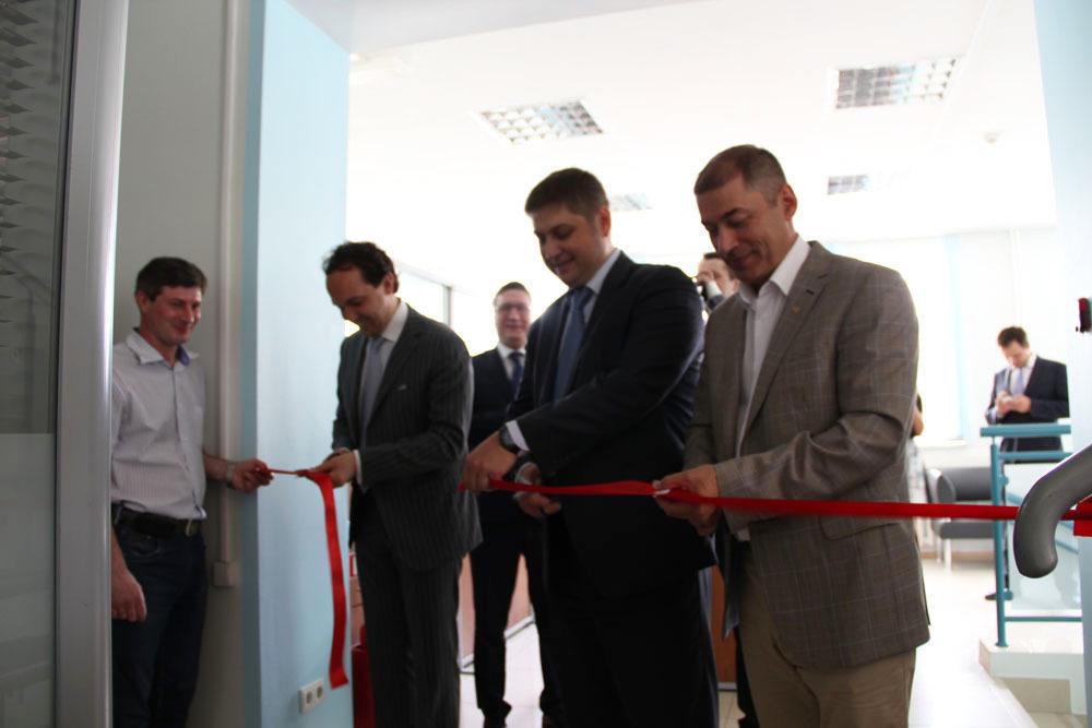 25июля состоялось открытие «Центра развития информационных технологий» инновационного территориального кластера «Информационные технологии иэлектроника Томской области»