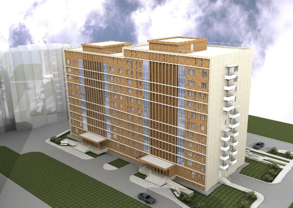 ТУСУР получил финансирование настроительство общежития
