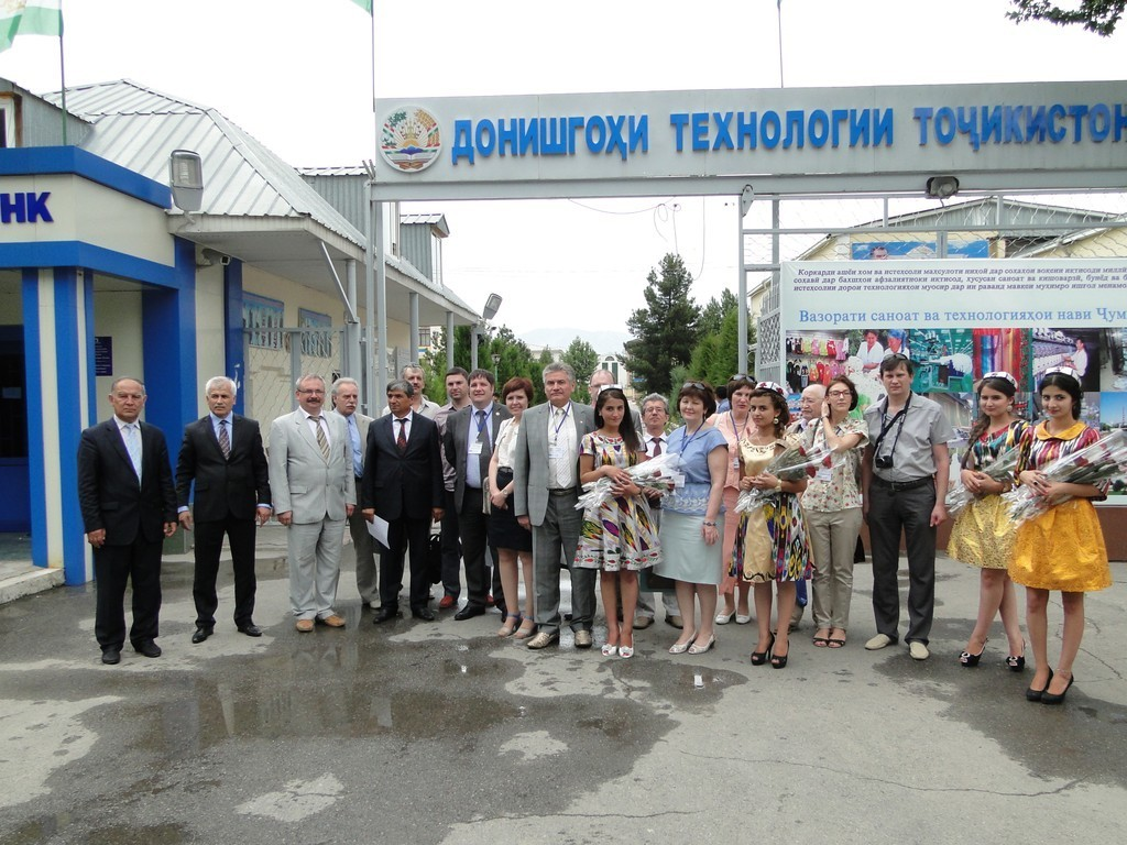 ТУСУР участвует встановлении системы космического мониторинга Таджикистана