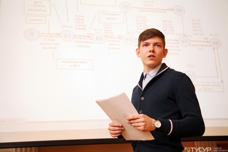 Студент 4-го курса ЭФАлексей Болмутов этим летом пройдёт стажировку вСША