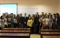 ВТУСУРе прошла открытая лекция владельца CIT-INSTITUTE изГермании