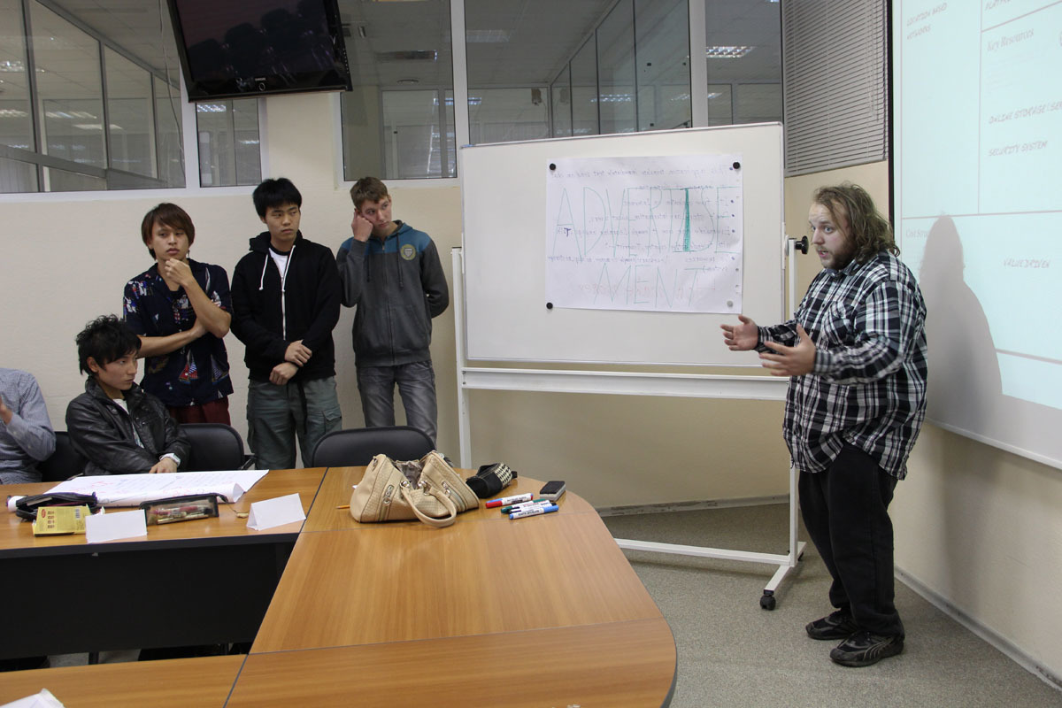 Завершилось обучение студентов изЯпонии иФранции врамках международной летней школы ТУСУРа ICTInnovation Management
