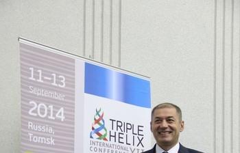 Всемирная конференция Ассоциации Тройной Спирали вТомске: неизбежный переход кэкспоненциальному мышлению