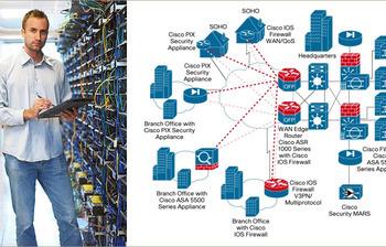 31октября Сетевая академия Cisco ТУСУР приглашает всех желающих навебинар «Firewall вCisco IOS»