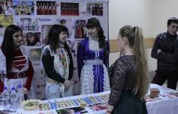 Сегодня вТУСУРе открылся студенческий фестиваль национальных культур