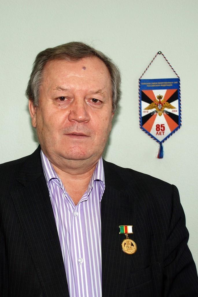 Юбилейной медали «70 летТомской области» удостоены ТУСУРовцы