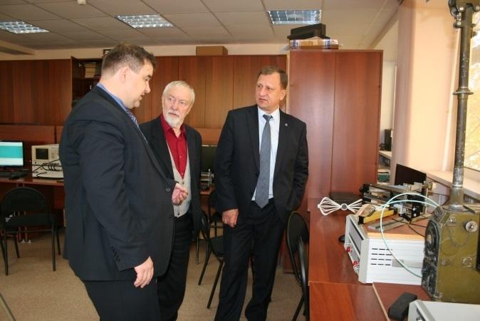 ТУСУР принял участие вПрезидентской программе повышения квалификации инженерных кадров