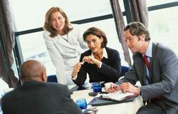Мастер-класс «Продажи ипереговоры. Стиль – каквыглядеть уверенно припереговорах»