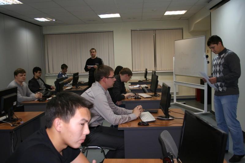 6октября вЦентре международной IT-подготовки начались занятия попрограмме повышения квалификации «Основы технологии Java»
