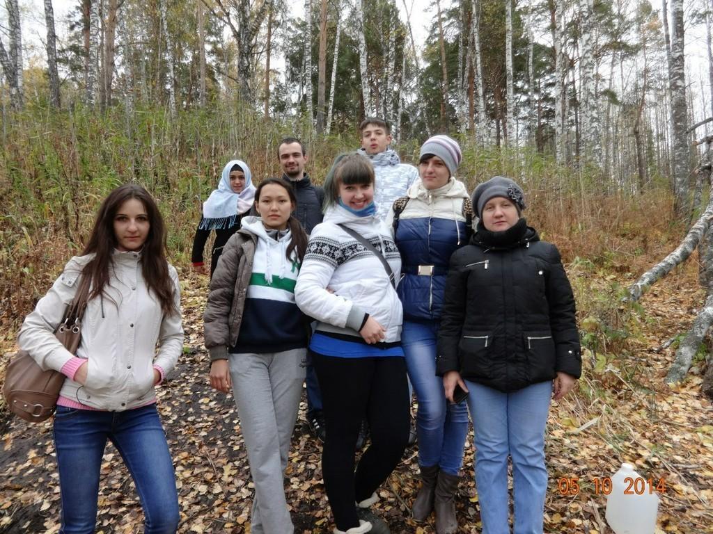 Студенты ТУСУРа организовали экспедицию вЛаринский заказник