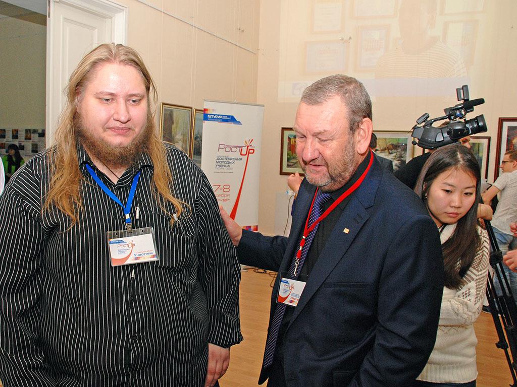 Выпускник элитной аспирантуры ТУСУРа, Горбунов Иван Викторович, успешно защитил диссертационную работу