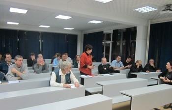 7ноября начали работу курсы повышения квалификации преподавателей кафедры физики