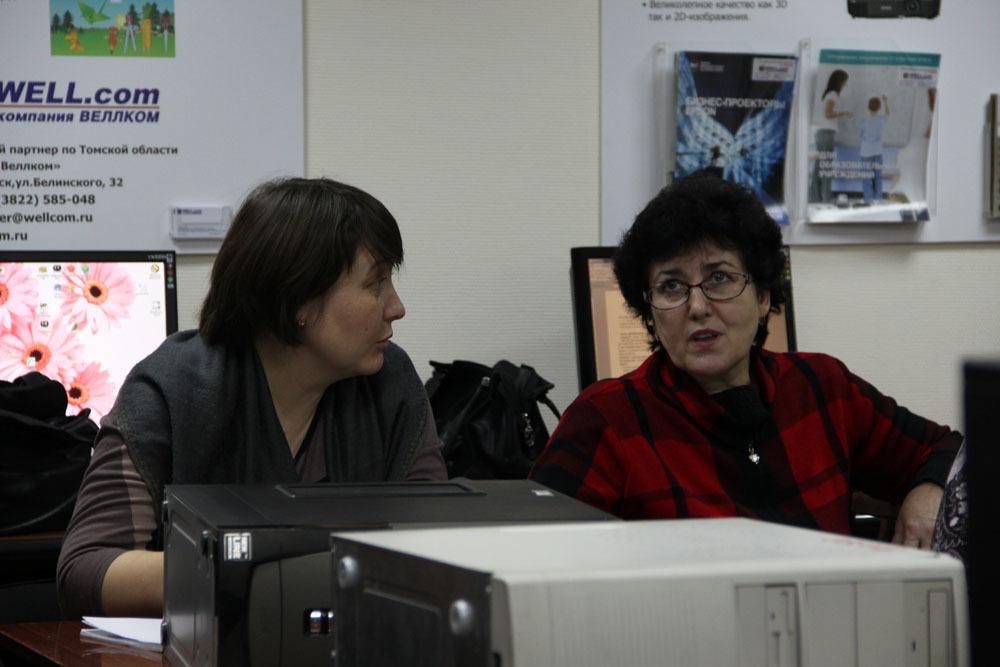 Инструктор Сетевой академии Cisco ТУСУРа провёл цикл обучающих семинаров дляучителей