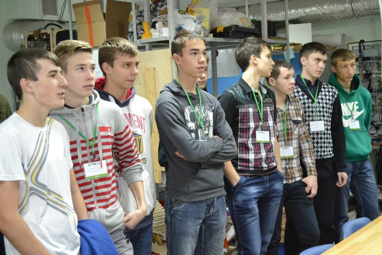 ВМСБИ «Дружба» ТУСУРа состоялись экскурсии «ТТВ – Open»
