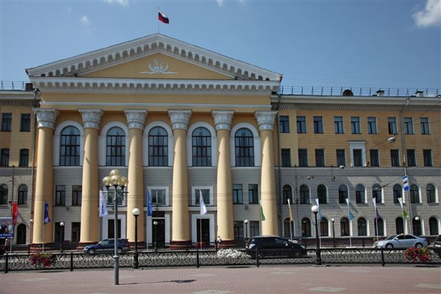 Александр Шелупанов вступил вдолжность ректора ТУСУР