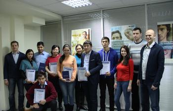 Завершилось обучение преподавателей исотрудников «Торгово-экономического колледжа Казпотребсоюза» (Республика Казахстан, г.Астана) набазе Центра международной IT-подготовки