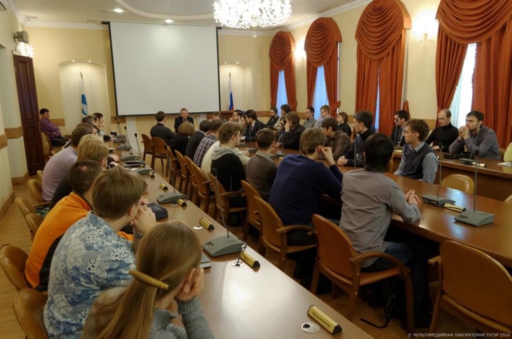 28ноября прошло торжественное собрание дляаспирантов первого года обучения
