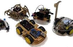 ЦМИТ «Дружба» начинает набор школьников нановый курс «Программирование Arduino Роботов»