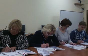НаФПК начался курс «Английский язык всфере профессиональной коммуникации (инфокоммуникационные технологии, радиоэлектроника)»