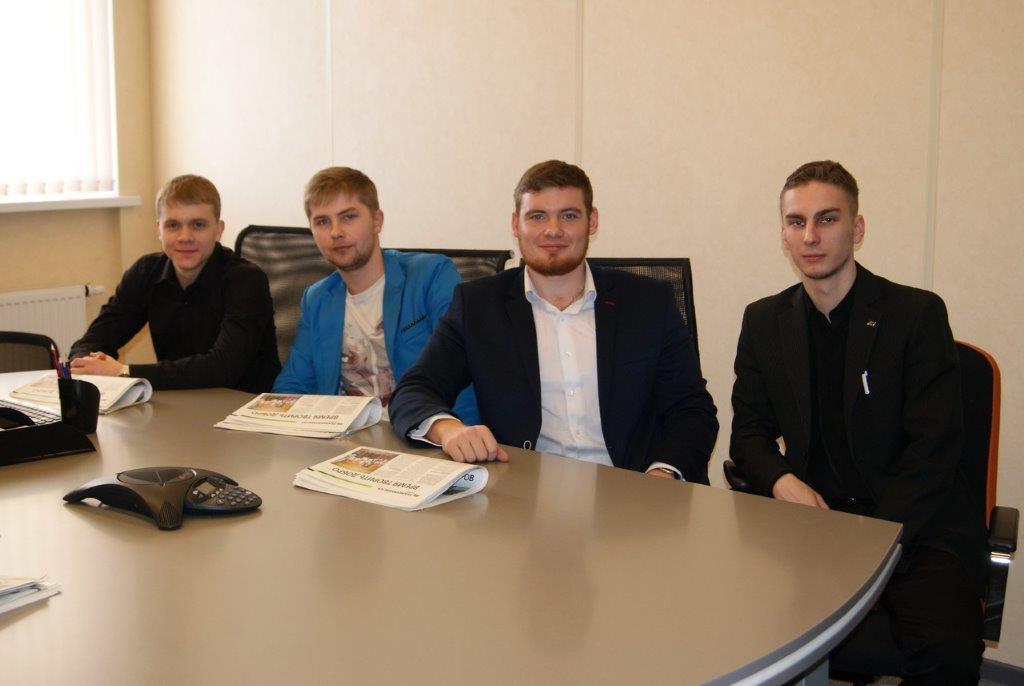Студенты ТУСУР проходят практику наGS Nanotech