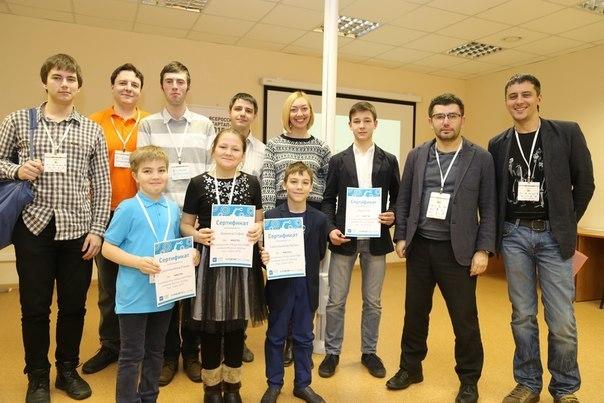Школьники изЦМИТ «Дружба» стали победителями Всероссийского стартап-тура 2015